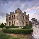 Villa Emo Capodilista – La vie est comme une scène de théâtre: la Villa