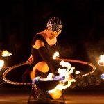 Le Teatro del Fuoco – International Firedancing Festival  [Le Théâtre du Feu – Festival International de la danse du feu] retourne à Palerme à la fin du mois de juillet.