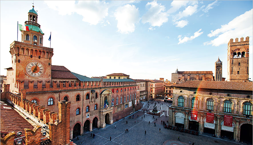 Bologna-Emilie-Romagne