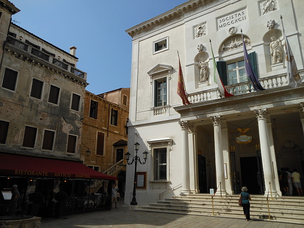 Les évènements programmés à la Fenice de Venise pour l'année 2019