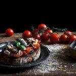 La recette originale italienne: Bruschetta marinara