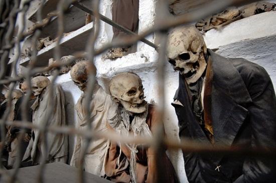 Halloween en Italie