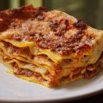 Recette italienne des lasagnes à la bolognaise : comment les préparer « alla Bolognese »