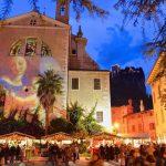 Itinéraire romantique à la découverte des petits marchés de Noël: des rives du lac de Garde à la ville de Roméo et Juliette
