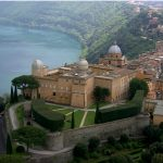 Les lacs au dessus de Rome étaient autrefois des volcans